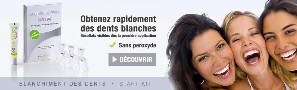 dents blanches