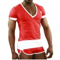Vêtements Homme - T-shirt Captain Cool Rouge