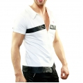 T-shirt Seduction Deluxe Blanc