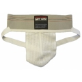 Athletic supporter blanc