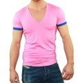 Vêtements Homme - T-Shirt Hello  Rose