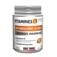 Minceur / Fitness - Etre performant - Vitamines B Max