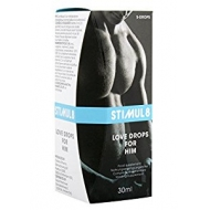 Stimulants homme - Stimulants sexuels - Love Drops Stimul8 (30ml)