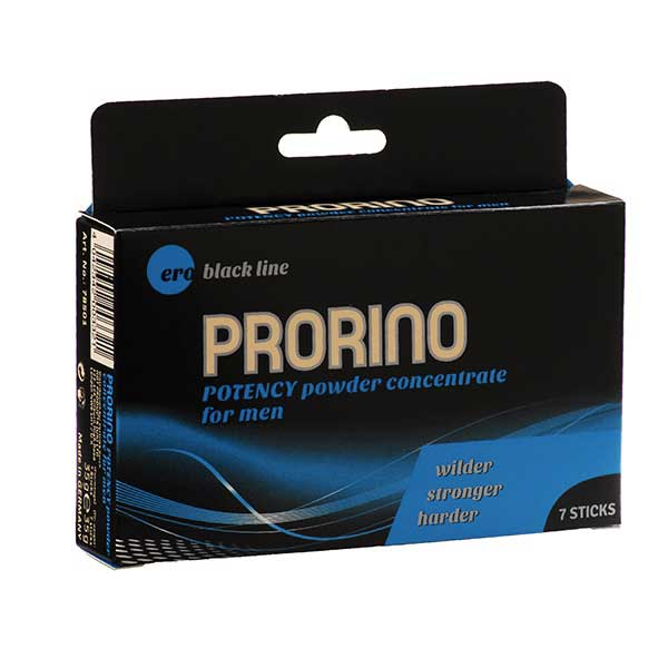 Ero Prorino potency powder X 7