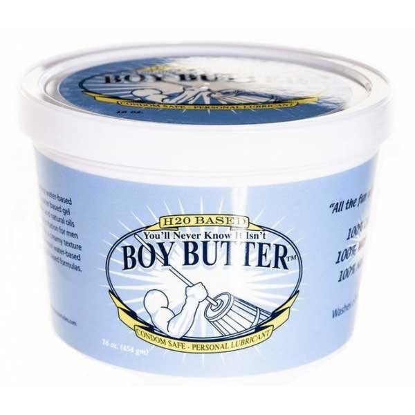 Lubrifiant Anal - Boy Butter H20 Based