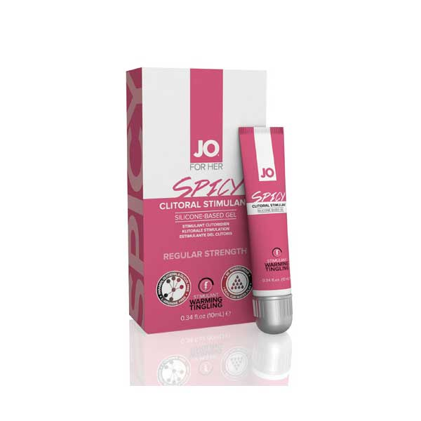 System JO Clitoral Spicy Gel (10 ml)