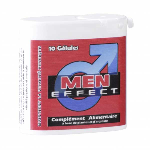 Men Effect 10 Gélules