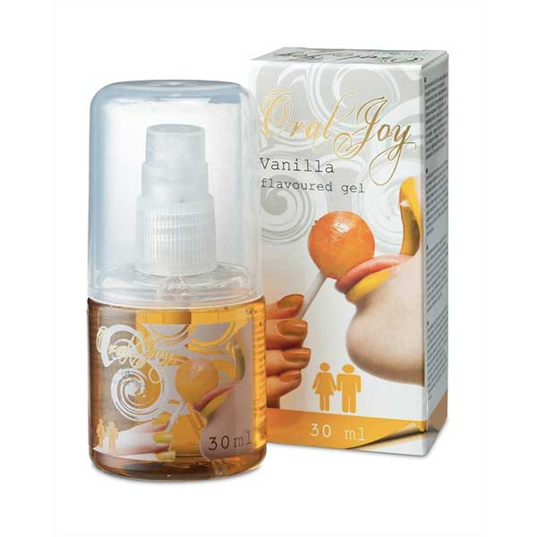 Oral Joy Vanille (30ml)