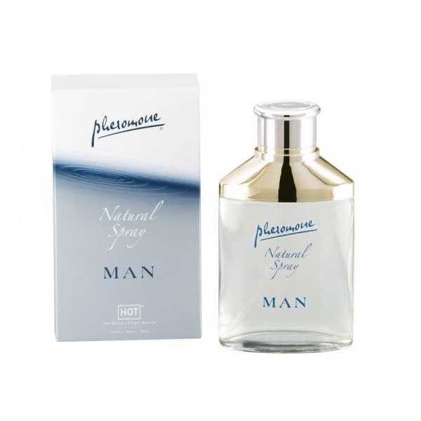 Phéromones - Pheromones pour Homme Natural Spray (50ml)