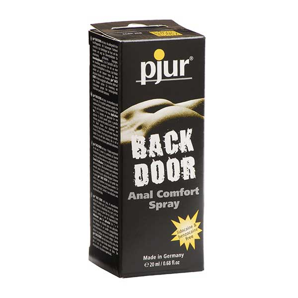 Pjur back door anal (20 ml)