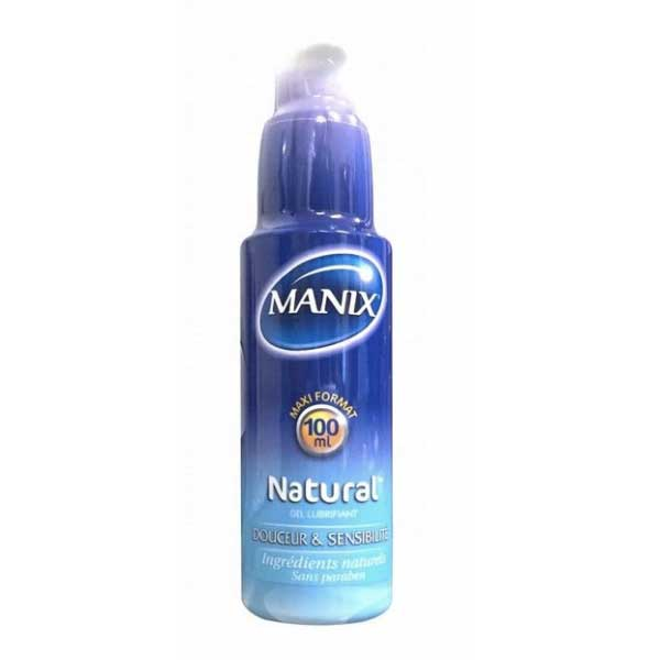 Lubrifiant Manix Natural 100 ml