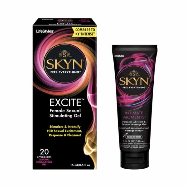 Gel orgasmique Excite Skyn