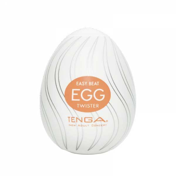 Tenga Egg twister orange