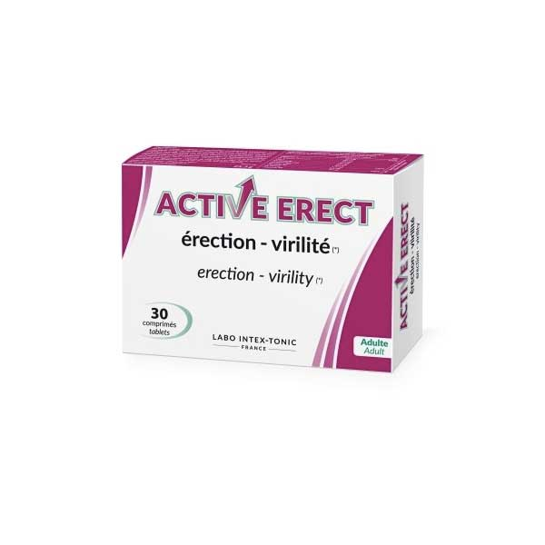 Active Erect (30 comprimés)