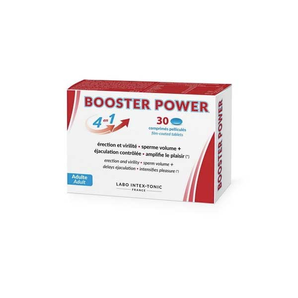 Booster Power (30 comprimés)